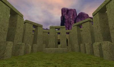 De_Mayan_Stonehenge Custom Counter-Strike Map