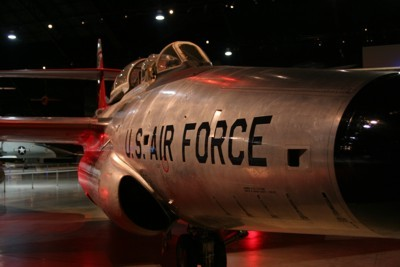 US Air Force Jet