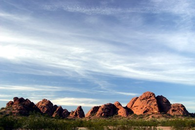 Papago Mountains