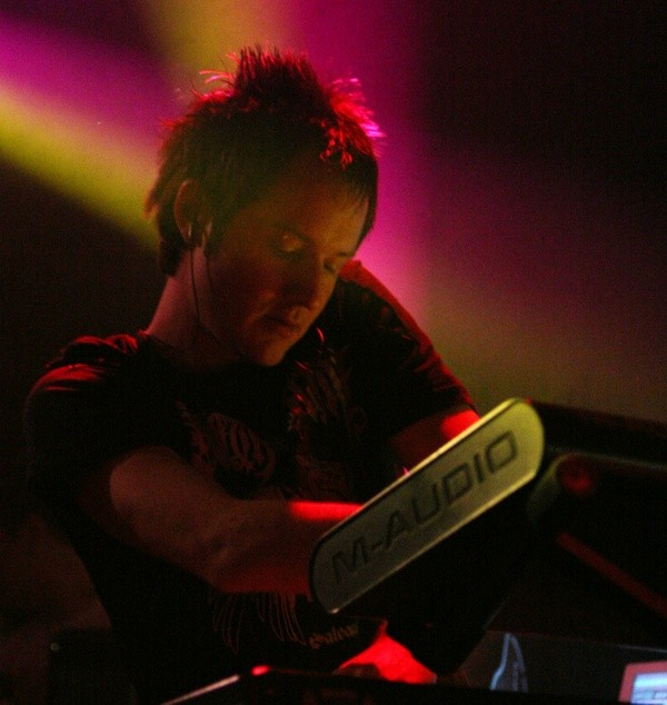 Ryan Wilder on Keyboards