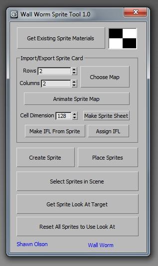sprite tools