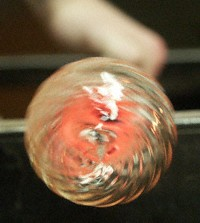 Glass Blowing Glass Project