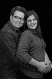Portrait  Adams pregnancy