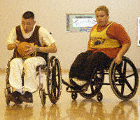 Wheelchair BB2