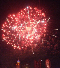 Fireworks Photos