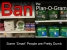 ban the plan-o-gram