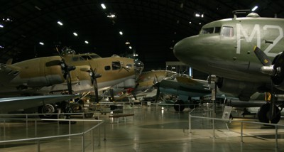 Wright Patterson Airforce Museum