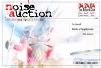 noise auction graphic