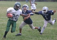 eagles first touchdown run