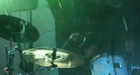shawn huff on drums