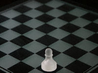 Pawn Chess Board